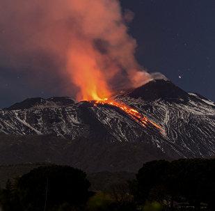 Etna (foto d'archivio)