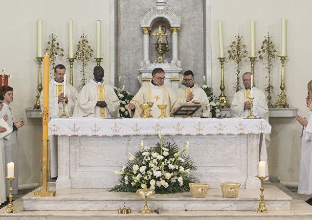 Messa di Pasqua