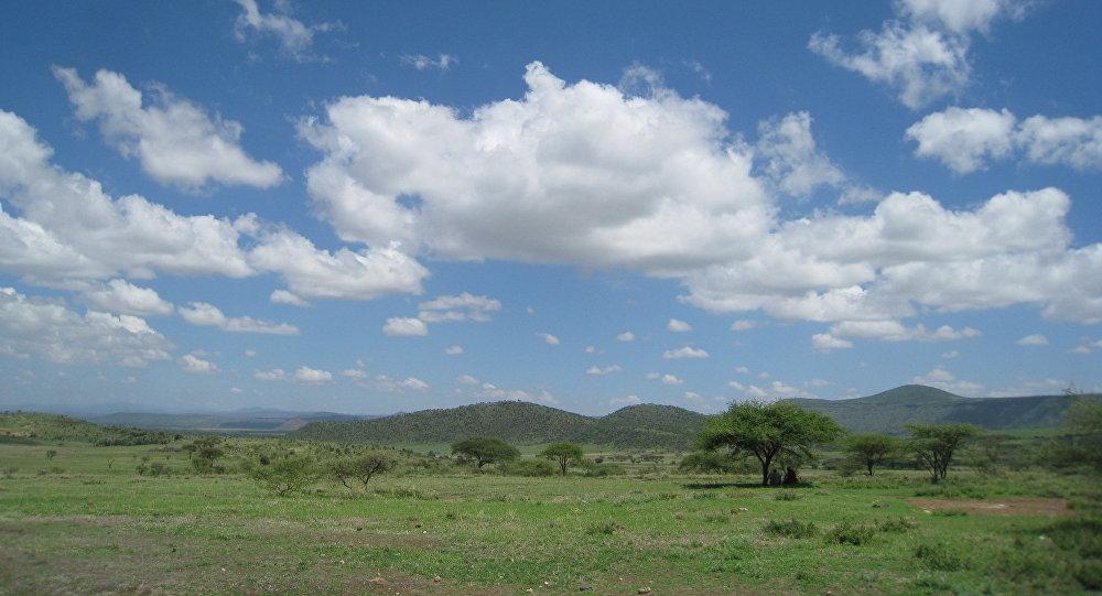 Paura in Kenya: si apre la terra in due