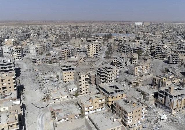 Raqqa Siria