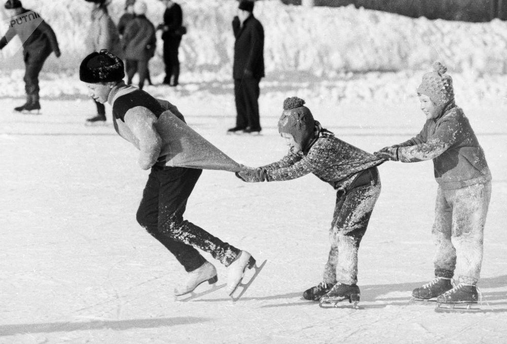 Come ci si divertiva nell'URSS