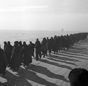 La ritirata degli alpini italiani nella Campagna di Russia (1941-43)