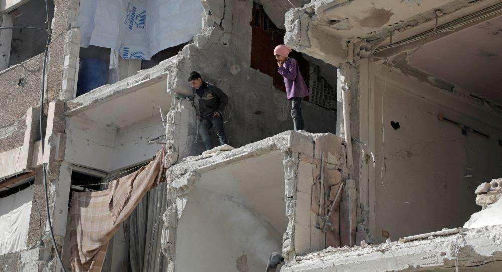 Duma, Siria