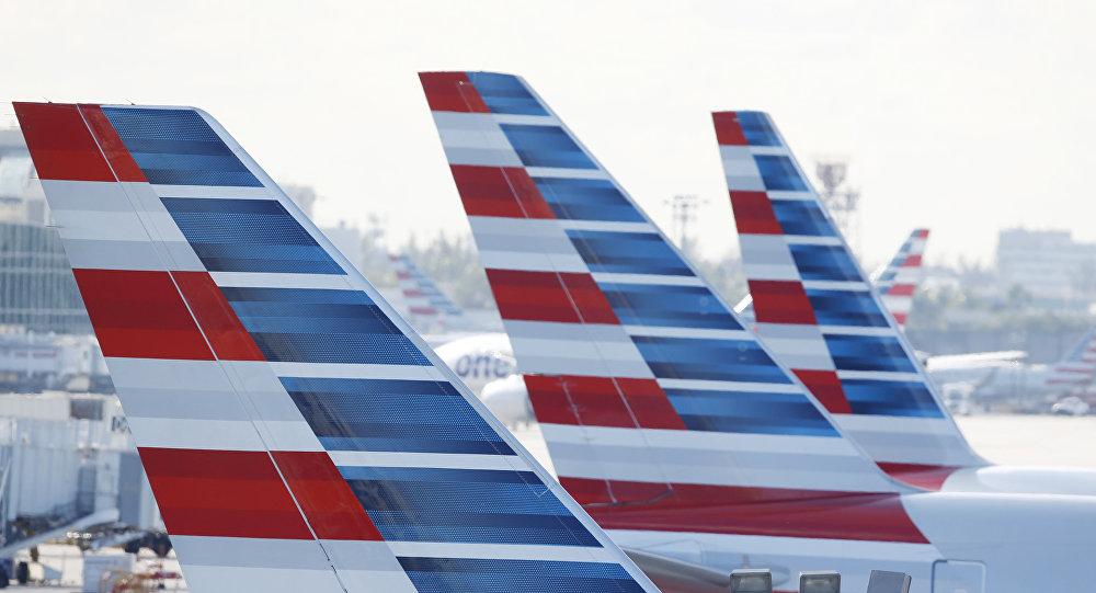 Aerei della American Airlines