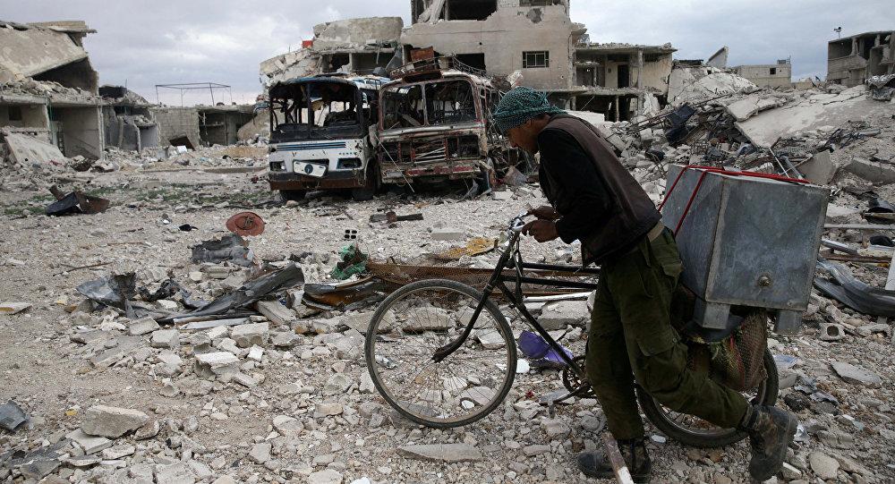 Ispettori entrano a Douma
