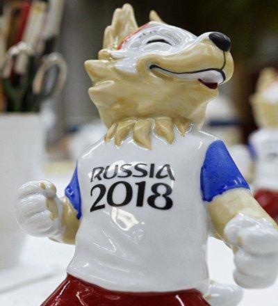 Zabivaka, la mascotte dei Mondiali 2018