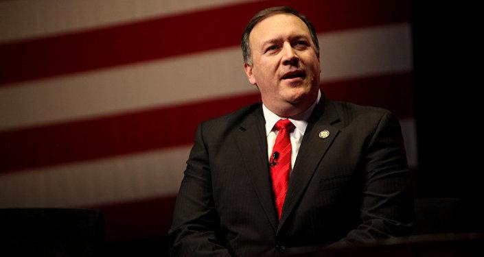 Il segretario di Stato statunitense Mike Pompeo