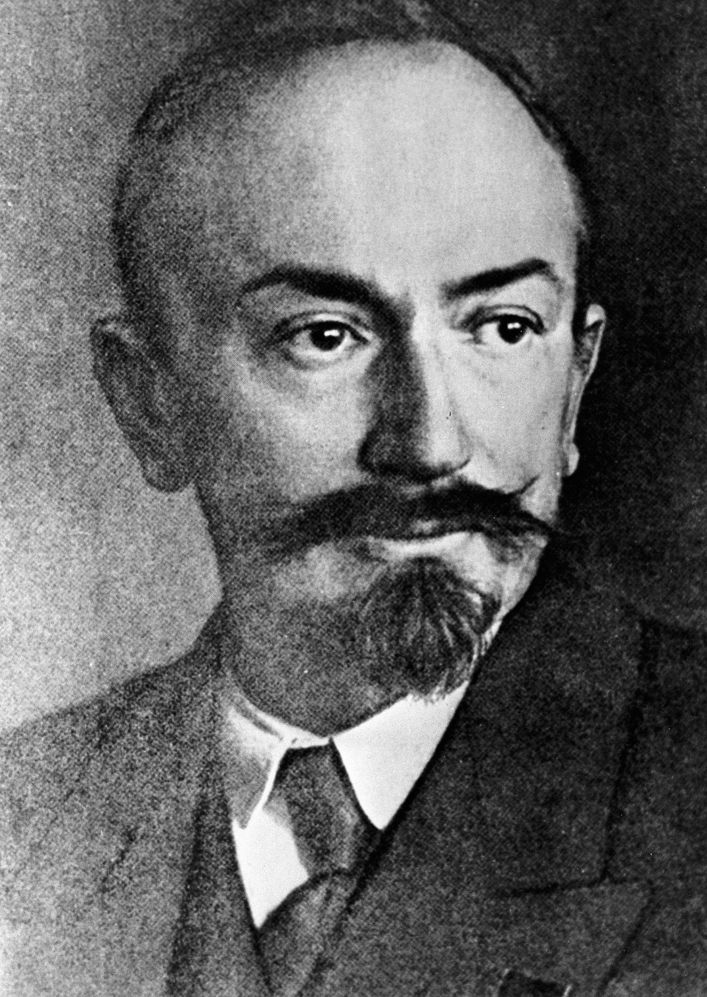 Georgij Čičerin, commissario del popolo per gli affari esteri della Repubblica Socialista Federativa Sovietica Russa, commissario del popolo per gli affari esteri dell'URSS
