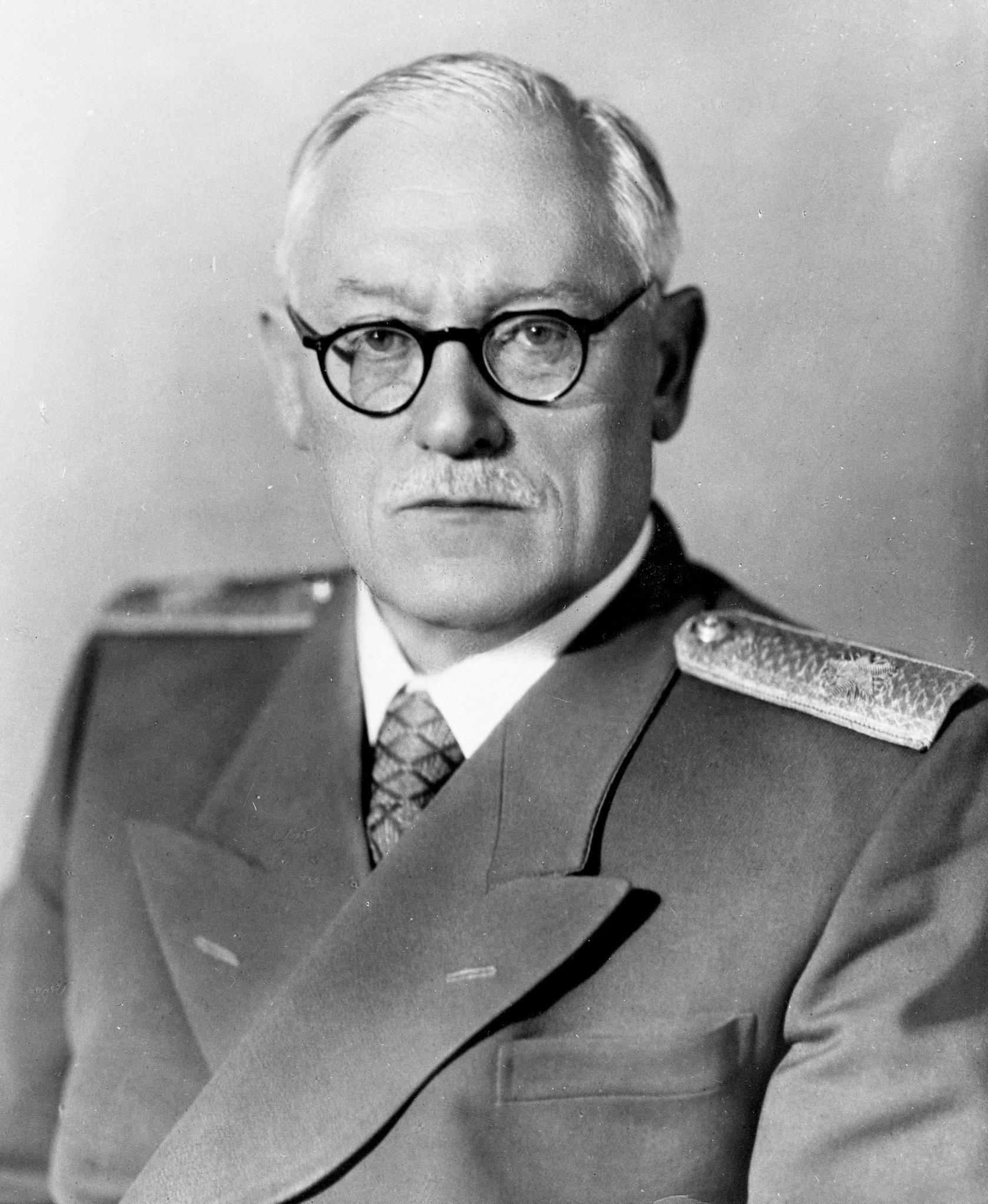 Andrej Vyšinskij (1883 - 1954) ministro degli affari esteri dell'URSS