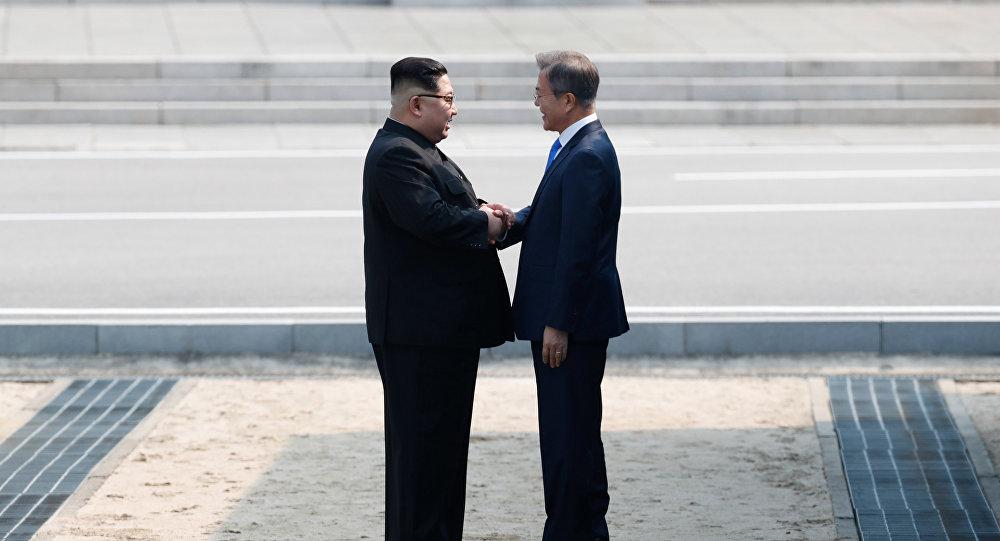 Le due Coree più vicine.