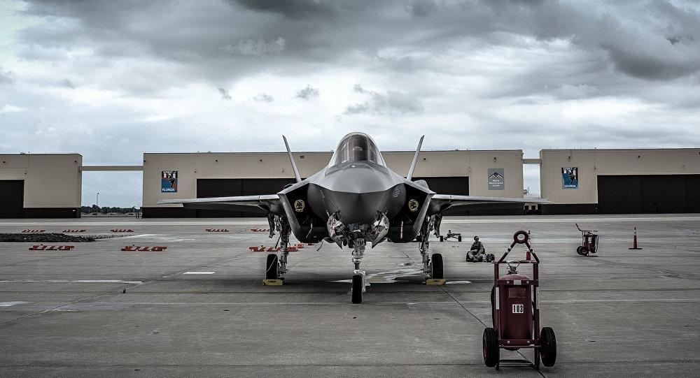 Il caccia USA F-35 Lightning II