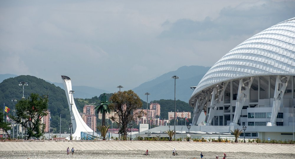 Stadio Fisht a Sochi