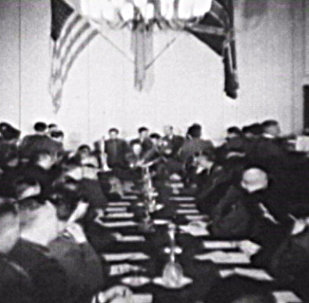 La resa incondizionata della Germania nazista