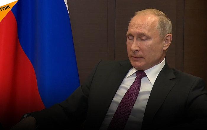 Vladimir Putin e il presidente Bashar al-Assad hanno condotto dei negoziati a Sochi