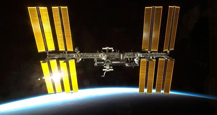La stazione spaziale internazionale (ISS)