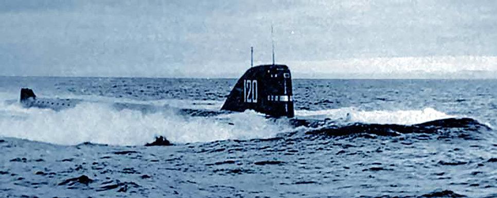 Il sottomarino K-27