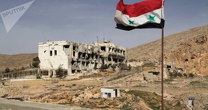 Bandiera della Siria