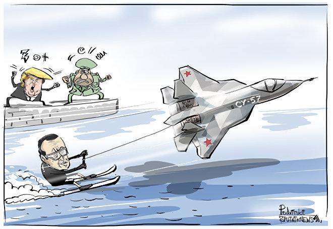 Turchia potrebbe acquistare i Su-57 russi invece degli F-35