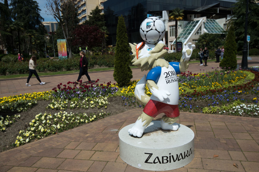 Dai cinque cerchi al pallone: Sochi capitale dello sport russa