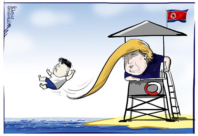 Nordcorea chiede a Trump di investire nel turismo