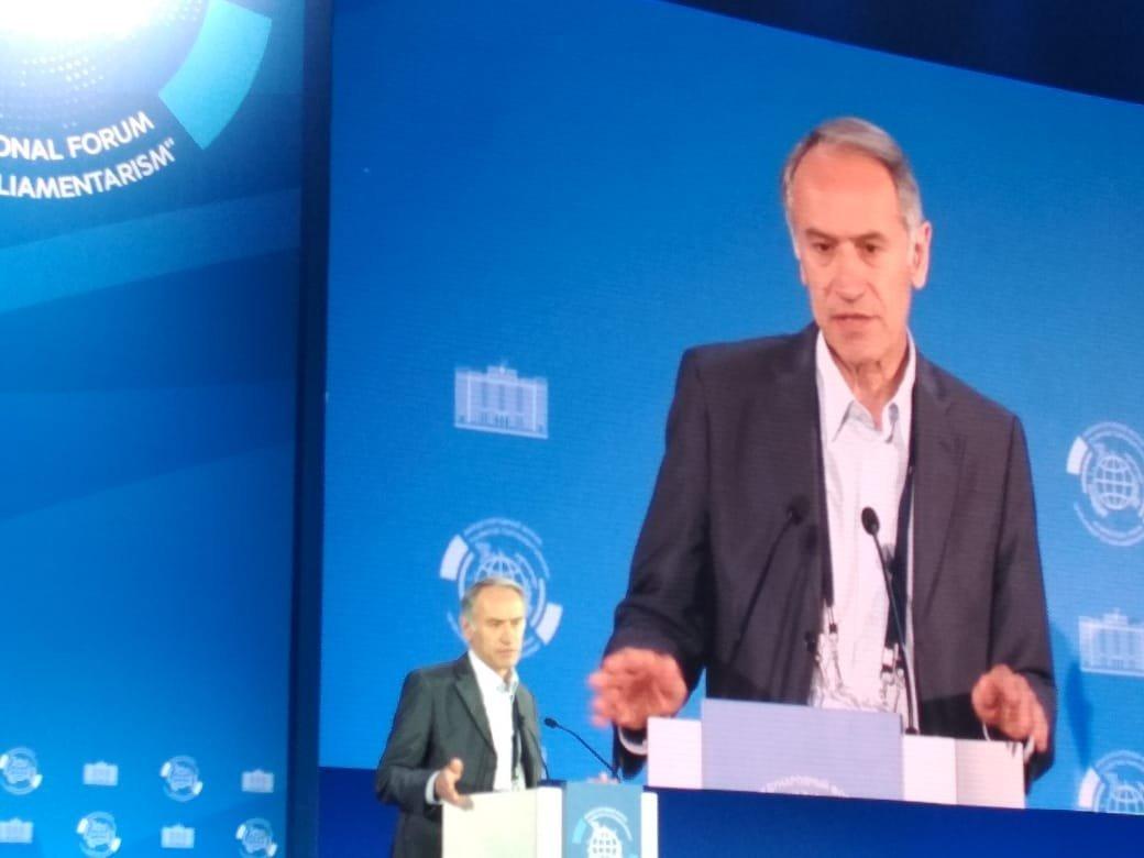 Tiberio Graziani, Chairman di Vision&Global Trends