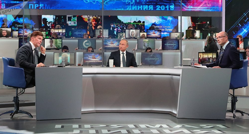 Mondiali: il saluto di Putin, benvenuti