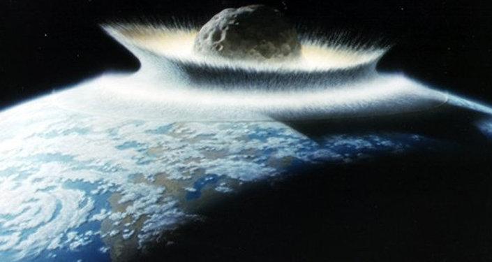 Asteroide che ha ucciso i dinosauri