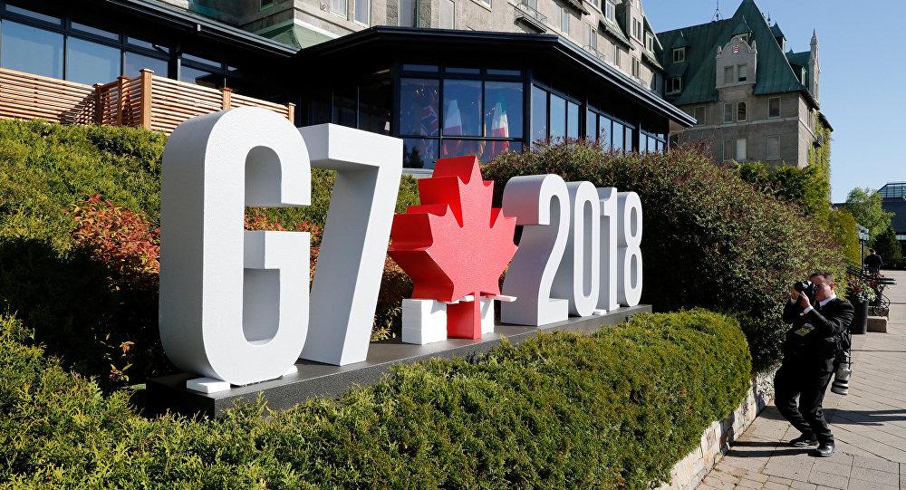 Logo del Summit G7