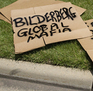 Le proteste contro Bilderberg