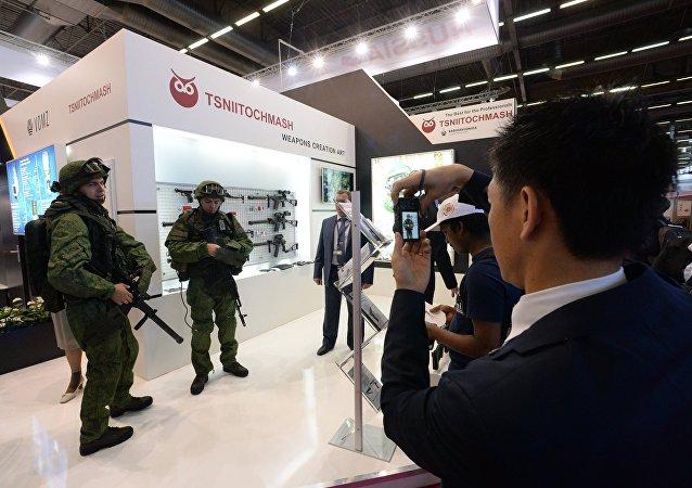 Fiera di armi ed equipaggiamenti militari Eurosatory