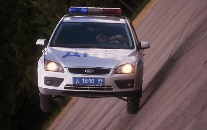 Il concorso internazionale Pattuglia stradale