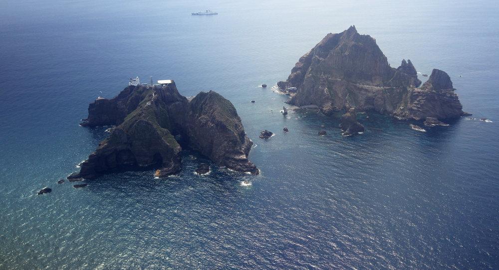 Isole Dokdo (in Giappone si chiamano Takeshima)