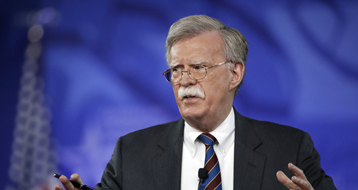Former U.S. Ambassador to the UN John Bolton speaks at the Conservative Political Action Conference (CPAC), Friday, Feb. 24, 2017, in Oxon Hill, Md.