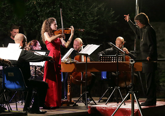 Yuri Bashmet e Laura Bortolotto