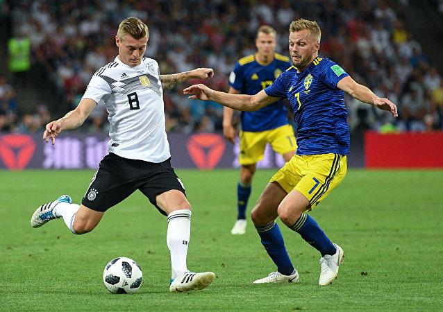 Germania-Svezia