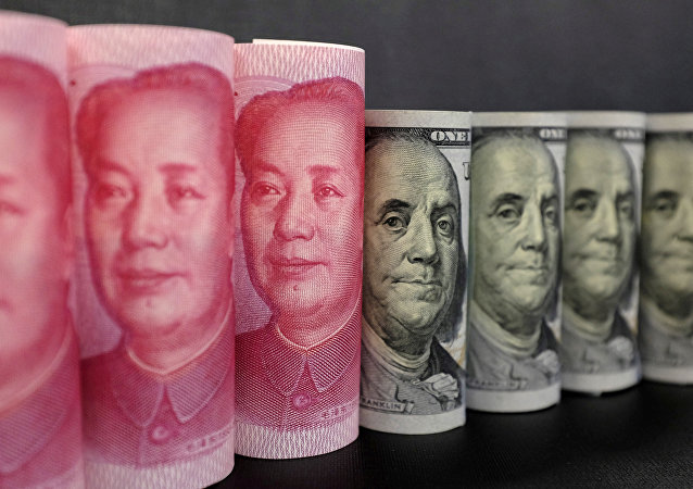 Dollari e Yuan