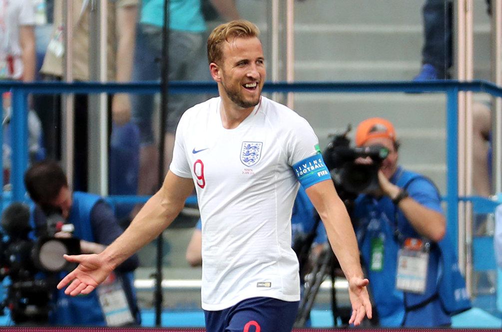 Harry Kane, capitano e trascinatore della nazionale inglese