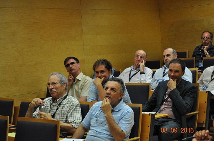 Antonio Campa prende parte a una conferenza economica a Lisbona
