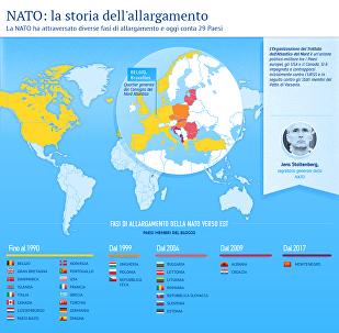 NATO: la storia dell'allargamento