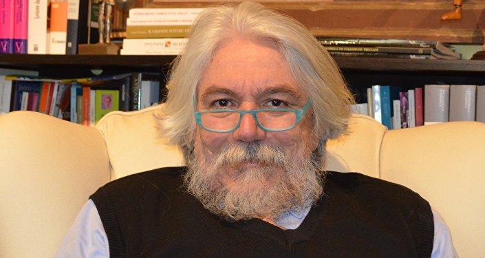 Alessandro Meluzzi, psichiatra e saggista