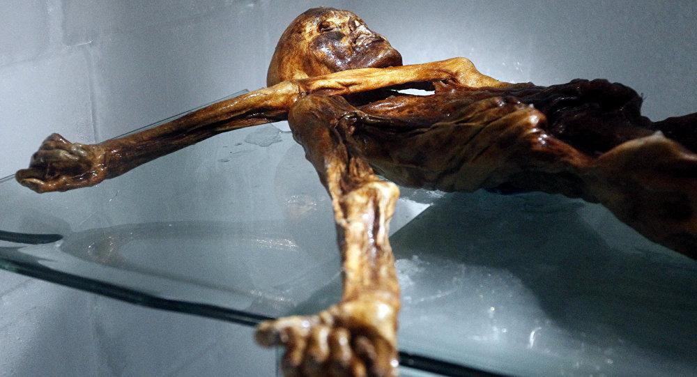 La Mummia di Otzi