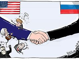 La reazione dell'establishment all'incontro Trump-Putin