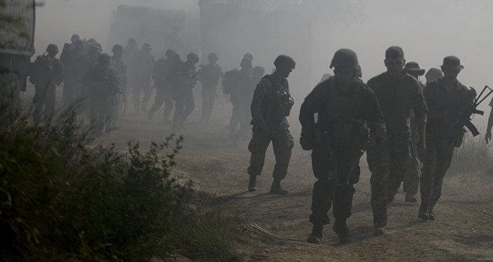 Esercitazione U.S. Marines, 19 luglio 2017