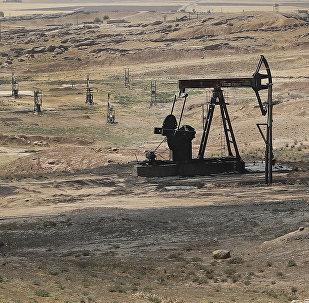 Estrazione di petrolio in Siria
