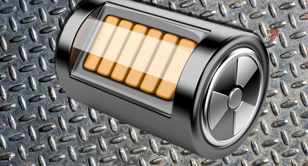Una batteria nucleare