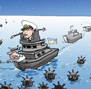 Minato il Mar d'Azov