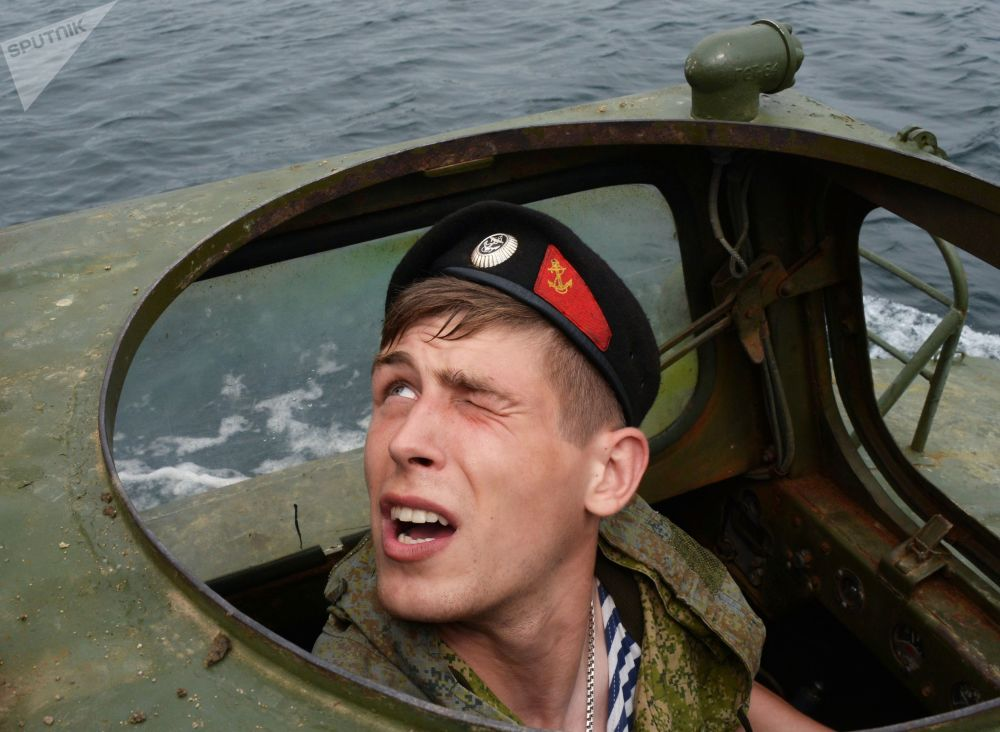 Lo sbarco di Vladivostok