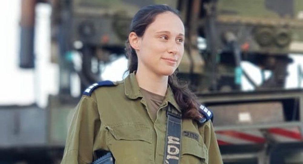 Il capitano dell'esercito israeliano Or Na'aman