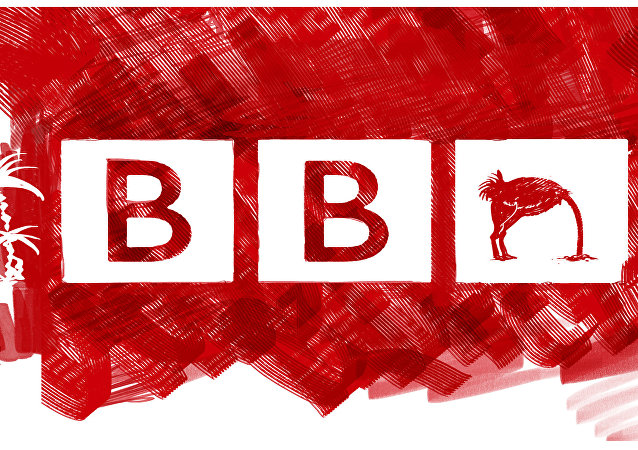 BBC caricatura