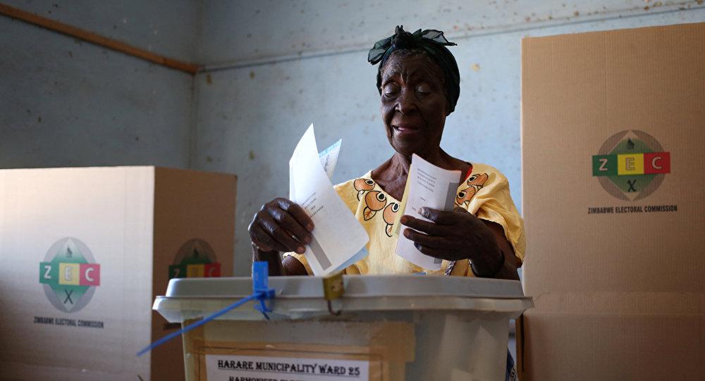 Elezioni in Zimbabwe